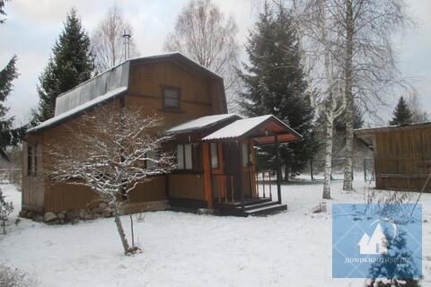 Новый дом у лесного озера - Фото 1