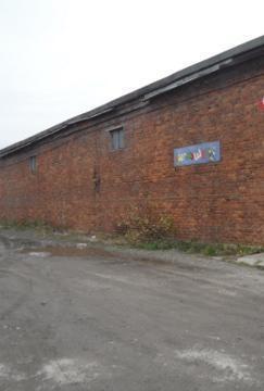 База 3 га, склады 1590 м2 - Фото 1