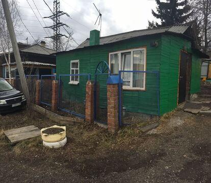 Продажа дома, Иркутск, Ул. Войкова - Фото 1