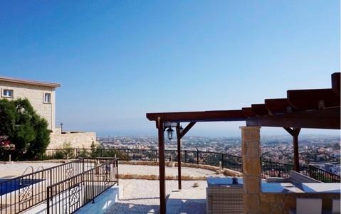 Шикарная 5-спальная Вилла с панорамным видом в регионе Пафоса - Фото 3