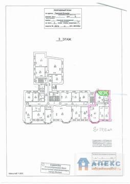 Аренда офиса 460 м2 м. Пушкинская в административном здании в Тверской - Фото 3