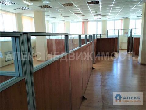 Аренда офиса 230 м2 м. Калужская в бизнес-центре класса В в Коньково - Фото 1