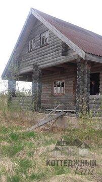 Продажа дома на первой линии реки в деревне Старый Шимск - Фото 1