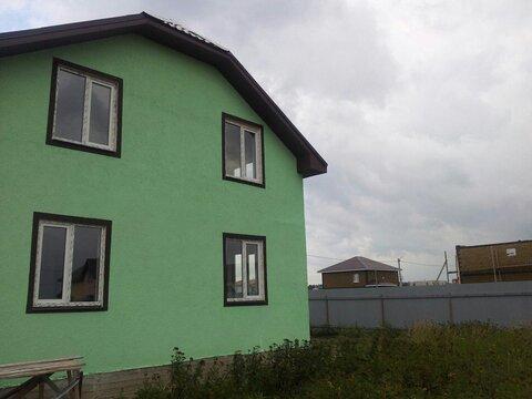 Продается новый дом под ключ 160м, 10сот, с. Малышево, Раменский район - Фото 4