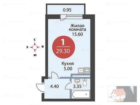 Продаю квартиру студию в новом доме - Фото 3