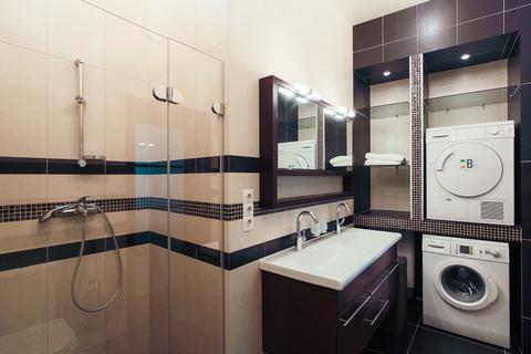 5-комнатная квартира с ремонтом, закрытый комплекс в Гурзуфе - Фото 3