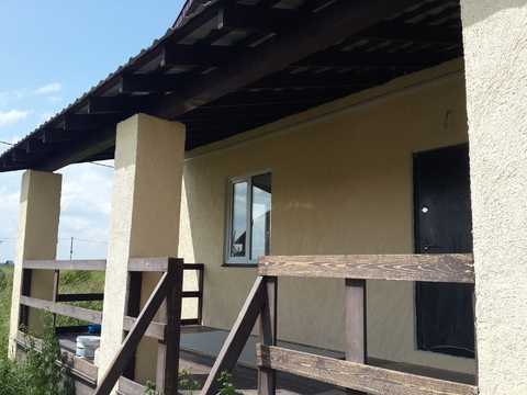 Дом под ключ 160м2 на участке 10,4 сотки в кп Кузнецовское Подворье - Фото 4