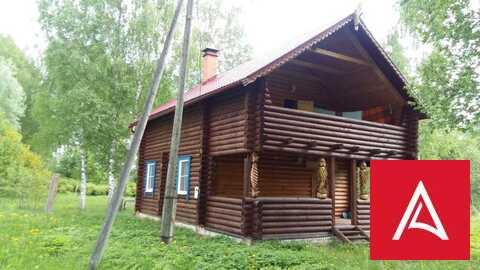 Имение на участке 3 га в д. Троицкое, Торжокский район, Тверская область - Фото 1
