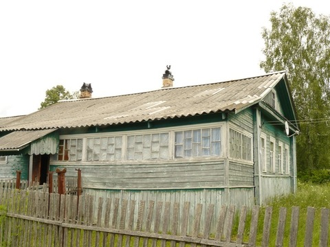 Усадьба в д. Никольское Любытинского р-на - Фото 2