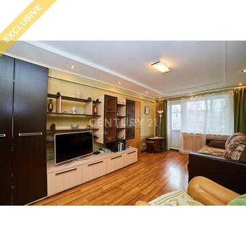 Продажа 2-к квартиры на 4/5 этаже на пр. Октябрьском, д. 10 - Фото 1
