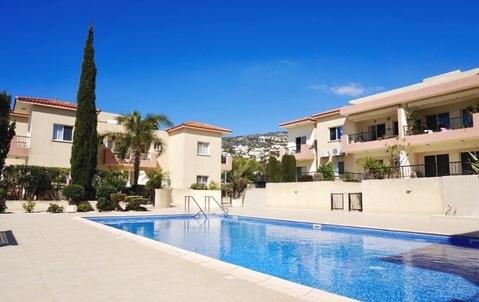 Замечательный трехкомнатный Апартамент в живописном районе Пафоса - Фото 1