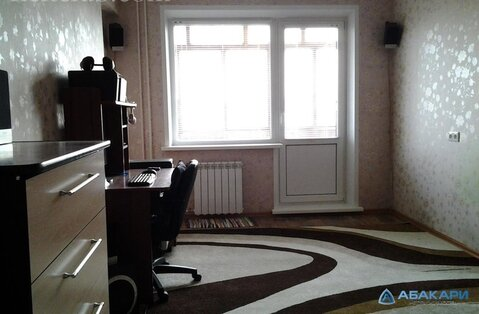 Аренда квартиры, Красноярск, Ул. Рязанская - Фото 1