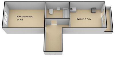 Продажа квартиры, Яблоновский, Тахтамукайский район, Ул. Майкопская - Фото 2