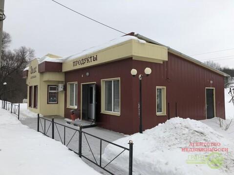 Действующим магазин 103 м2 на трассе Москва-Симферополь - Фото 1