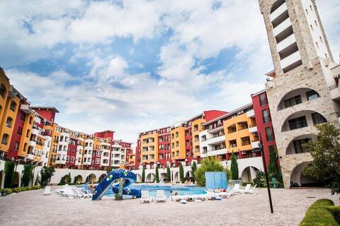 Продам апартаменты в комплексе Marina Cape (Ахелой, Болгария) - Фото 1
