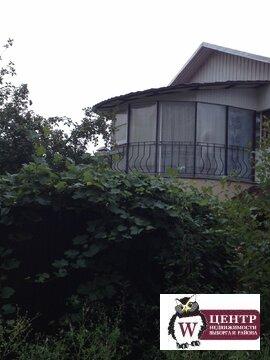 Участок с домом в п. Красный Холм (1-я линия) - Фото 1