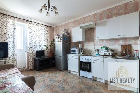 Однокомнатная квартира в ЖК Видный переделанная в евро-двушку - Фото 2