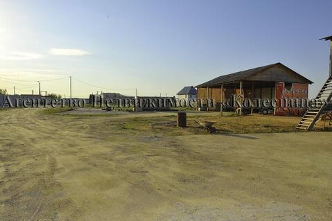 Совхоз Боровский. Складской комплекс 66 соток с двумя ангарами, офисом - Фото 5