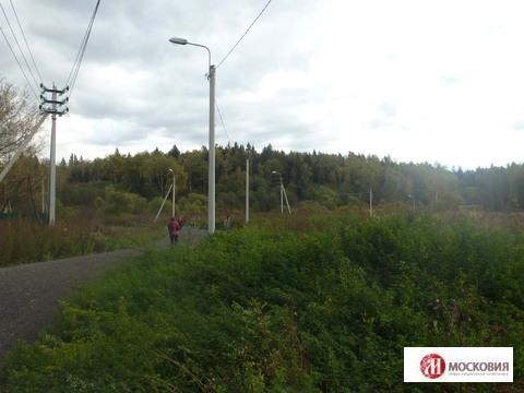 Участок 15 соток, в центральной части поселка. Прописка Москва. - Фото 1