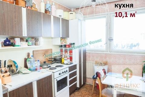 Трехкомнатная квартира, Красносельский район, ул.Рихарда Зорге, дом 12 - Фото 4
