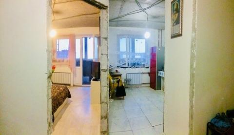 2-к квартира, 61.2 м, 15/17 эт, Ивантеевка, улица Хлебозаводская, дом . - Фото 5