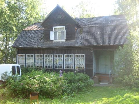 Продажа дома с участком - Фото 1