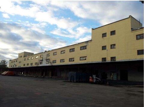 Отапливаемый склад 860 кв.м - Фото 1