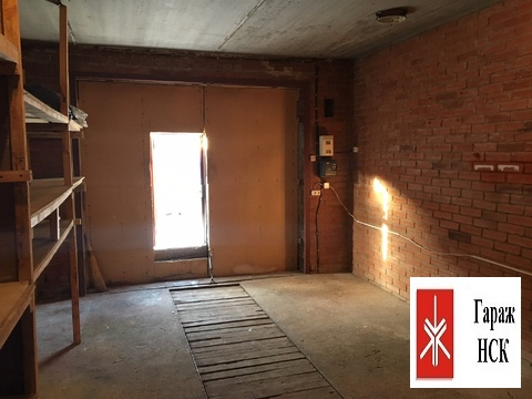 Продам гараж в современном кооперативе. ГСК Центр Щ №7, магазин Эрнест - Фото 5