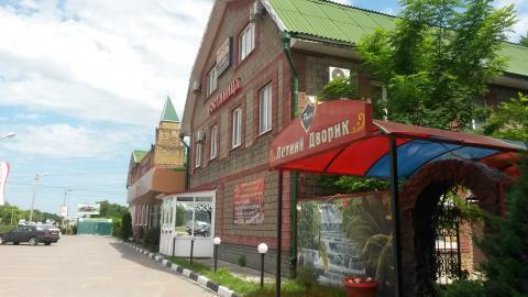 Придорожный комплекс, ресторан, гостиница 1759 м2 - Фото 1