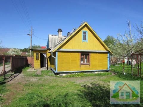 Тёплый дом в садоводстве. Вуокса – 300 м. Ладога – 800 м. - Фото 1