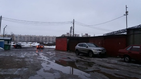 Продам гараж 36 метров . спб 1-й Рыбацкий проезд, 6 Невский р-н . - Фото 5