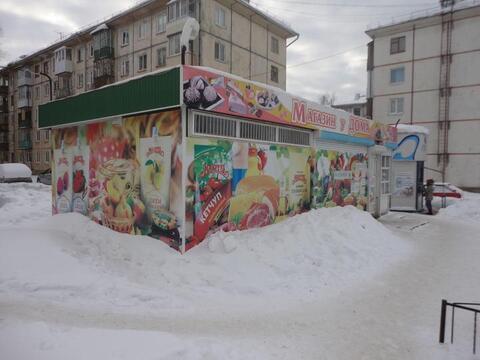 Торговый отдельностоящий стационарный магазин 50 кв.м.