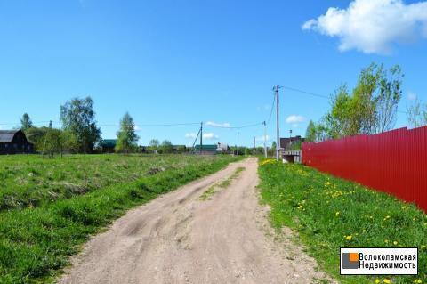 Участок 25 соток в деревне Лазарево (река Руза в 500м.) - Фото 4