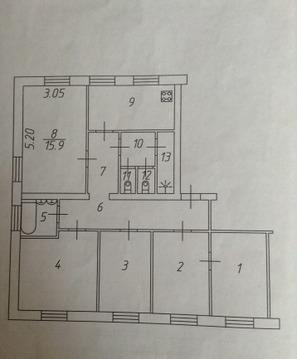 Продам комнату ул. Рабочая д.3 - Фото 1