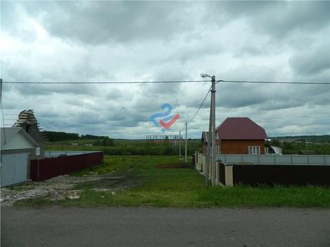 Участок в деревне Осоргино - Фото 5
