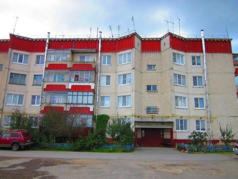 Однокомнатная квартира: с.Вербилово, Плеханова улица, д.25а - Фото 1