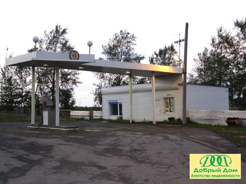 Продам азс в Аргаяшском районе, д. Яраткулова - Фото 1