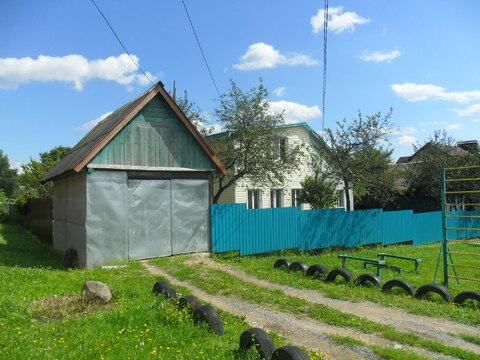 Продается дом в центре г. Кольчугино на ул. Шмидта (d136) - Фото 1