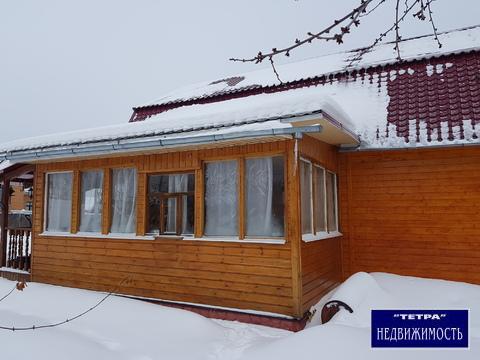 Продается дом 135 кв. м на участке 10 сот.в дер Страдань, Новая Москва - Фото 2