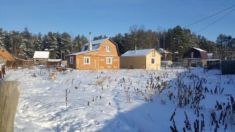 Дом в Литвиново, Раменский район, 60м2 участок 14 соток - Фото 1