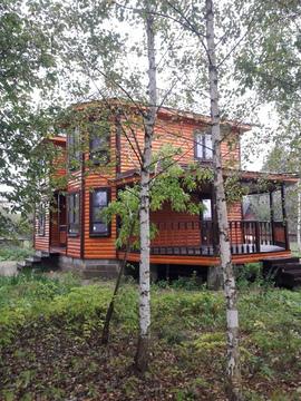 Новый зимний двухэтажный дом в городском округе г.Переславль-Залесский - Фото 1