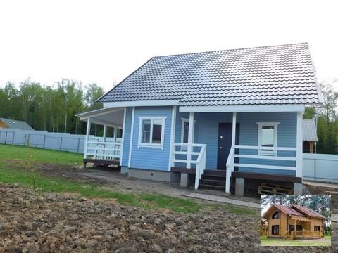 Дача в Калужской области - Фото 1