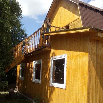 Дом 64 кв. м. п. Одоев Тульская область - Фото 3