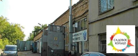 Под произ-во, выс. потолка: 6,3 м, офис. помещ, огорож. терр, въезд - Фото 2