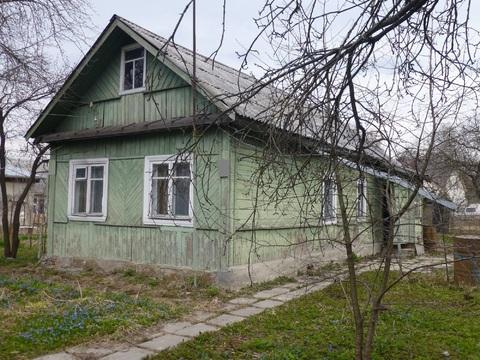 Продается земельный участок с домом в г. Пушкино - Фото 1