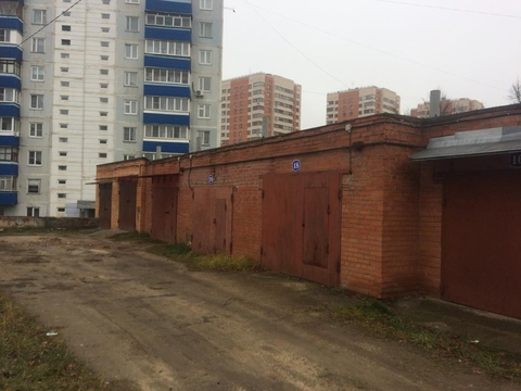 Продается гараж, Чехов г, Дружбы ул, 27м2 - Фото 1