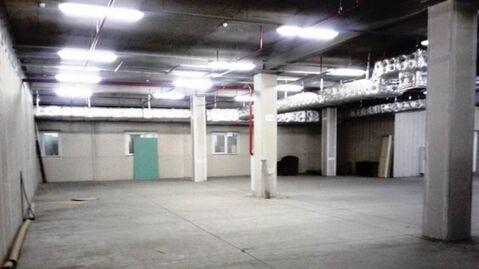 Сдам складское помещение 573 кв.м, м. Лесная - Фото 4