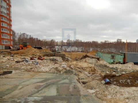 Продажа земельного участка, Новосибирск, Ул. Высоцкого - Фото 1