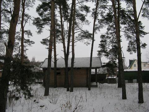 Ильинское ш. 26км. с Дмитровское лесной участок 10 соток - Фото 1