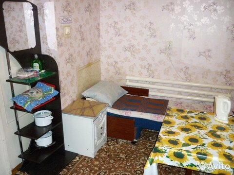 Комната 12 м в 3-к, 1/1 эт. - Фото 1